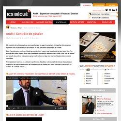 Audit / Contrôle de gestion : les metiers en audit et controle de gestion
