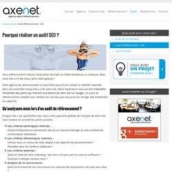 Audit SEO : audit du référencement de votre site