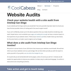 Inteleqt San Diego Web Design