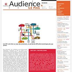 Analyses de fond et études Médiamétrie sur les usages et l'audience des médias auduiovisuels et interactifs, ainsi que les comportements du public à leur égard