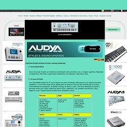 Audya Series - STYLES & SOUND UPGRADE -