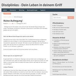 Disziplinlos - Dein Leben in deinem Griff