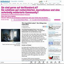 """""""Ein Augenblick Leben"""": Der Alltag eines Todkranken - Krankheit - derStandard.at › Gesundheit"""