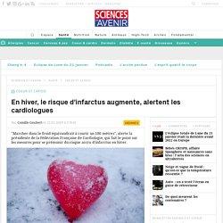 Coeur : le froid augmente les risques d'infarctus