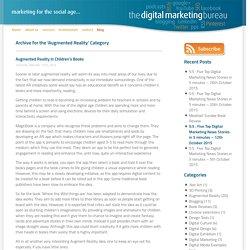 Augmented Reality Archives - The digital marketing bureau