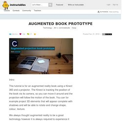 Augmented Book Prototype - All