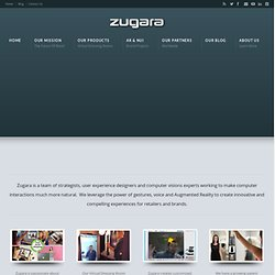 Zugara - An Interactive Marketing and Advertising Agency