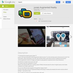 junaio Augmented Reality - Apps in Android Market