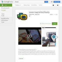 junaio Augmented Reality - Aplicaciones Android en Google Play