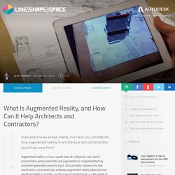 How Is Augmented Reality Being Used in Construction