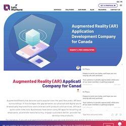 Augmented Reality(AR) App Development