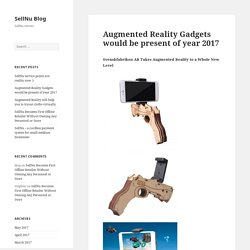 Find Augmented Reality Gadgets at Sellnu