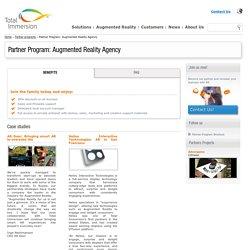 Partner Program: Augmented Reality Agency