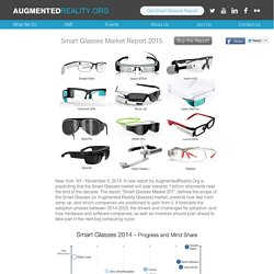 Smart Glasses Report
