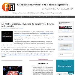 La réalité augmentée, pilier de la nouvelle France industrielleRéalité Augmentée - Augmented Reality
