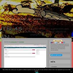 izi travel: créer des audio guides, des visites augmentées avec images, vidéos et audio utilisables avec toute tablette et smartphone
