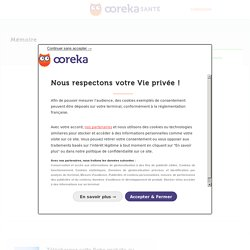 Augmenter sa concentration - Mémoire