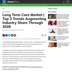 Top 3 Trends Augmenting Industry Share Through 2026