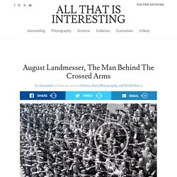 August Landmesser, The Man Behind The Crossed Arms