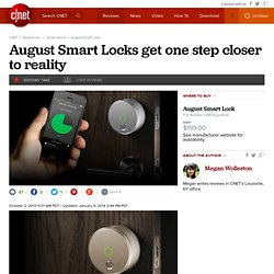 August Smart Lock Preview