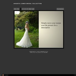 Augusta Jones Bridal Collection