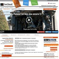 Auguste Rodin : La Porte de l'Enfer - Le berceau du Penseur et bien plus encore... (26 min)