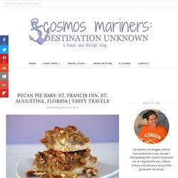 Tasty Travels - Cosmos Mariners: Destination Unknown