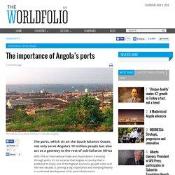 Angola - Augusto Da Silva Tomas, Minister of Transport