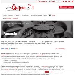 Augusto Pinochet - La Dictadura Militar de Chile