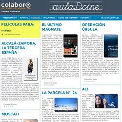 AulaDcine - Primaria - Colabora