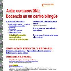 Aulas Bilingües DNL