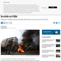 Aumenta el rechazo al mundo político a los tres meses de la crisis en Chile