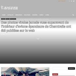 Des photos virales jamais vues auparavant de l'intérieur d'avions épandeurs de Chemtrails ont été publiées sur le web – On sait ce qu'on veut qu'on sache