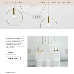 Aura — L & G Studio
