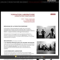 FORMATION-LABORATOIRE / CLASES