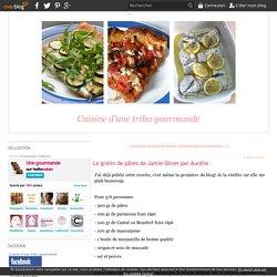 Le gratin de pâtes de Jamie Oliver