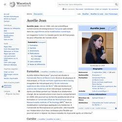 Aurélie Jean