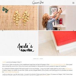 Aurélie's New Store