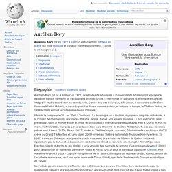 Aurélien Bory