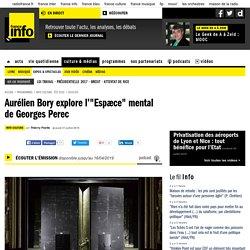 """Aurélien Bory explore l'""""Espæce"""" mental de Georges Perec"""