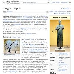 Aurige de Delphes