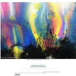 Aurora - artwork by Lawrence Yang - StumbleUpon