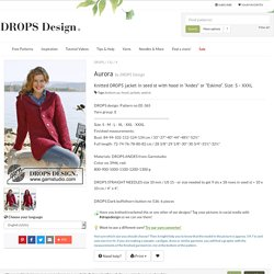 Aurora / DROPS 132-9 - Free knitting patterns by DROPS Design