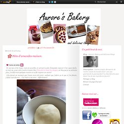 Aurore's Bakery and delicious things