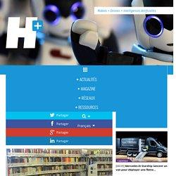 AuRoSS, un robot rangeur de livres arrive dans nos bibliothèques