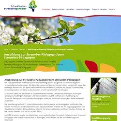 Ausbildung zur Streuobst-Pädagogin/zum Streuobst-Pädagogen