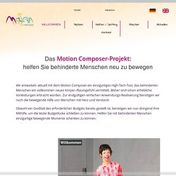 :: The MotionComposer ::