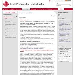 L'Orient vécu : notes sur le fonds Aussant de la Bibliothèque nationale de France