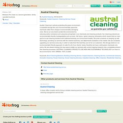Austral Cleaning by Austral Cleaning