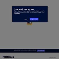 Australia par clemence.tisseyre sur Genially